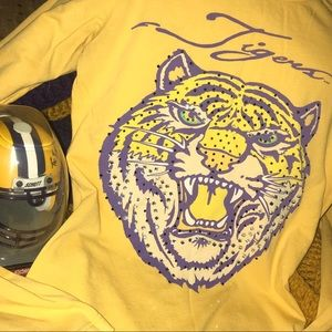 My U LSU Tigers Shirt